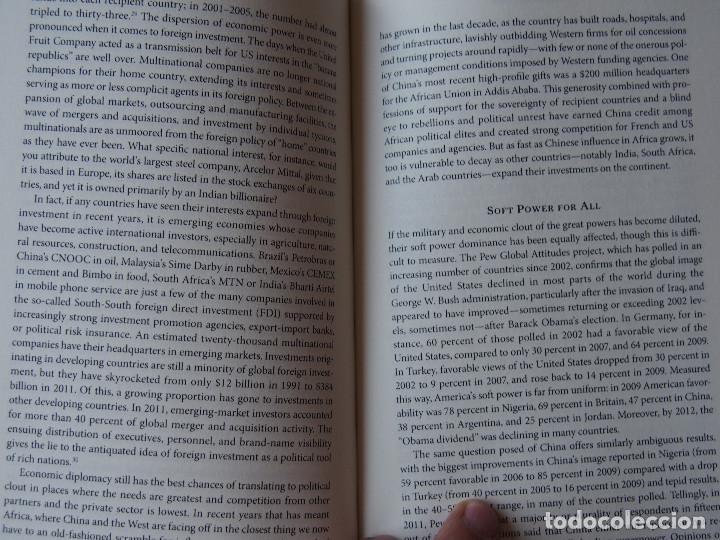 Libros de segunda mano: Moisés Naím - The End of Power - Basic Books - New York - Foto 4 - 90747435