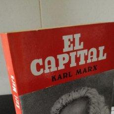 Libros de segunda mano: 55-EL CAPITAL, KARL MARX, 1986. Lote 92227945