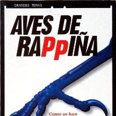 Libros de segunda mano: AVES DE RAPPIÑA - JESÚS MOTA HERVÁS. Lote 94510670