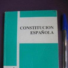 Libros de segunda mano: CONSTITUCION ESPAÑOLA - GOÑI 1985 - . Lote 97007799