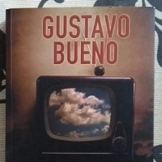 Libros de segunda mano: TELEBASURA Y DEMOCRACIA. GUSTAVO BUENO. EDICIONES B. 2002. 1ª EDICIÓN. MUY BUEN ESTADO!! . Lote 97437975