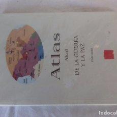 Livres d'occasion: ATLAS AKAL DE LA GUERRA Y LA PAZ-SMITH, DAN-1999. Lote 102049239