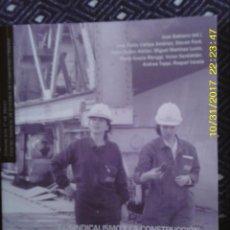 Libros de segunda mano: LIBRO Nº 1039 TRABAJO Y CIUDADANIA DE JOSE PABLO CALLEJA JIMENEZ Y OTROS. Lote 102263127