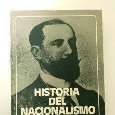 Libros de segunda mano: HISTORIA DEL NACIONALISMO VASCO.- MAXIMIANO GARCÍA VENERO (1979). Lote 103773639
