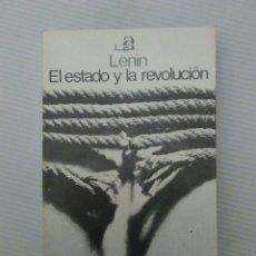 Libros de segunda mano - El estado y la revolución.Lenin - 104449355