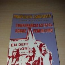 Libros de segunda mano - PROPUESTA COMUNISTA - Número 53 - Revista política del PCPE - 114128332