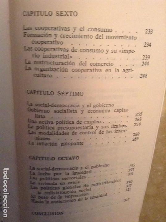 Libros de segunda mano: EL MODELO SUECO (JEAN PARENT) DOPESA - Foto 6 - 105258687
