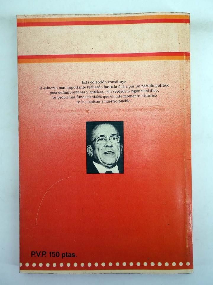 Libros de segunda mano: EUROCOMUNISMO, SOCIALISMO EN LIBERTAD ESCRITOS SOBRE EUROCOMUNISMO (Santiago Carrillo) Forma, 1977 - Foto 2 - 105995922