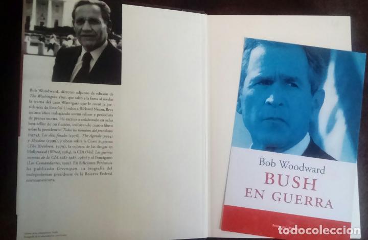 Libros de segunda mano: BUSH EN GUERRA - BOB WOODWARD - Foto 4 - 107190023