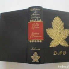 Libros de segunda mano: PABLO IGLESIAS. ESCRITOS Y DISCURSOS. ANTOLOGÍA CRÍTICA. RMT85413. . Lote 110526127