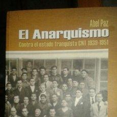 Libros de segunda mano: EL ANARQUISMO. Lote 110589371