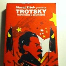 Libros de segunda mano: TROTSKY TERRORISMO Y COMUNISMO. Lote 112073391