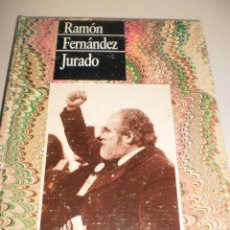 Libros de segunda mano: JACINT REVENTÓS RAMÓN FERNÁNDEZ JURADO O LA EPOPEYA DE LA EMIGRACIÓN AJUNTAMENT DE L'HOSPITALET 1987. Lote 113212527
