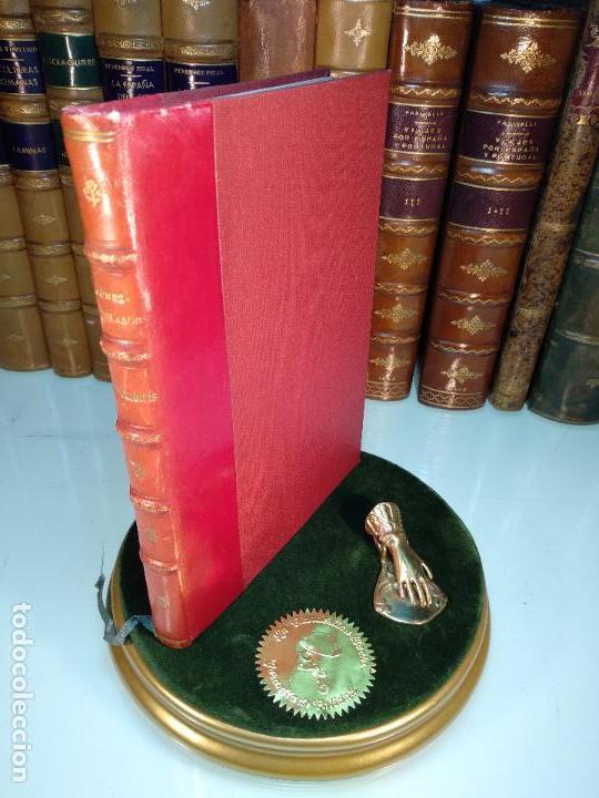 SELECCIÓN LITERARIA EN LA OBRA DEL PROFESOR RAFAEL LUIS GÓMEZ-CARRASCO - FIRMADO - MADRID - 1941 - (Libros de Segunda Mano - Pensamiento - Política)