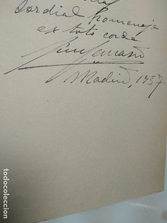 Libros de segunda mano: SELECCIÓN LITERARIA EN LA OBRA DEL PROFESOR RAFAEL LUIS GÓMEZ-CARRASCO - FIRMADO - MADRID - 1941 - - Foto 2 - 113336539