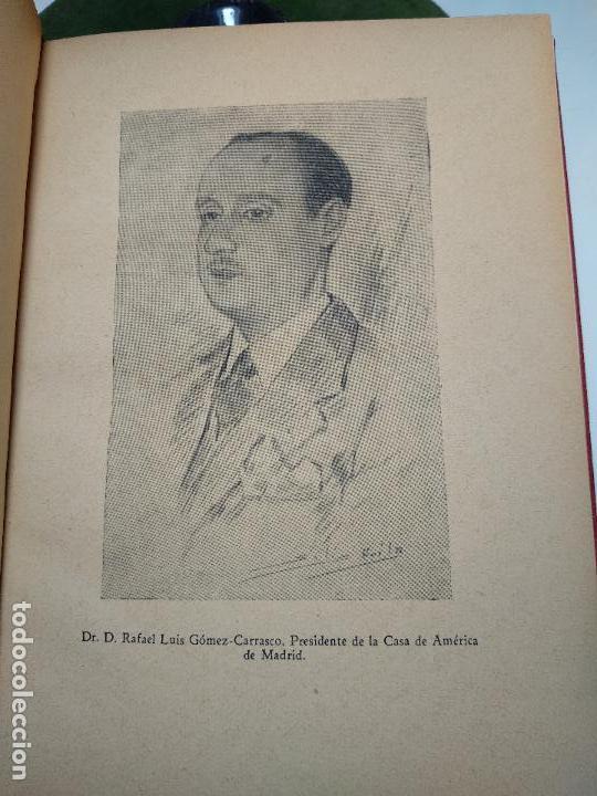 Libros de segunda mano: SELECCIÓN LITERARIA EN LA OBRA DEL PROFESOR RAFAEL LUIS GÓMEZ-CARRASCO - FIRMADO - MADRID - 1941 - - Foto 10 - 113336539