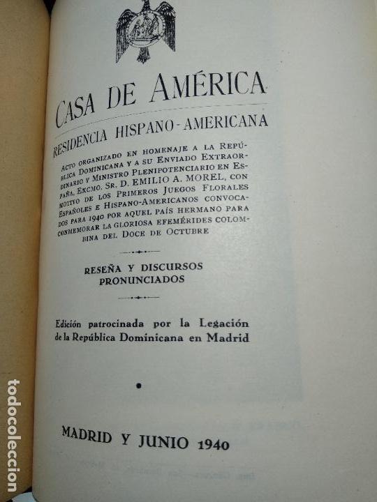 Libros de segunda mano: SELECCIÓN LITERARIA EN LA OBRA DEL PROFESOR RAFAEL LUIS GÓMEZ-CARRASCO - FIRMADO - MADRID - 1941 - - Foto 12 - 113336539