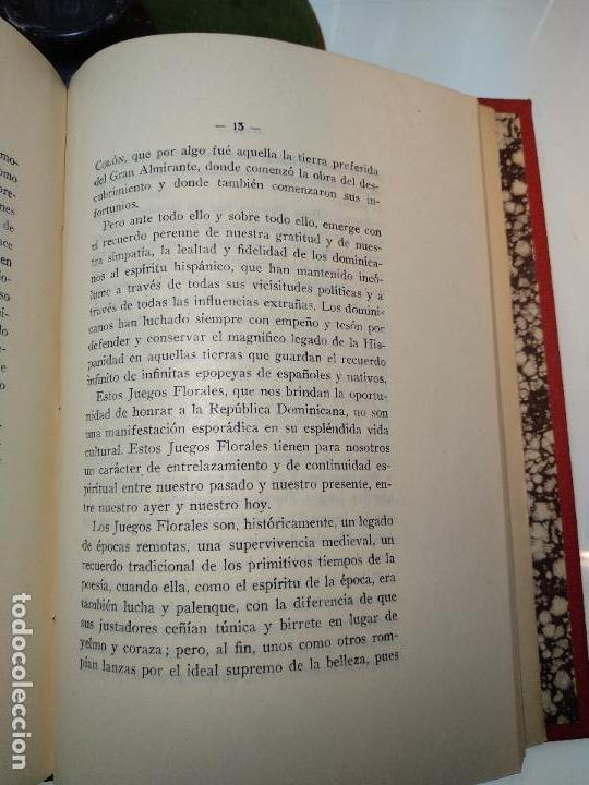 Libros de segunda mano: SELECCIÓN LITERARIA EN LA OBRA DEL PROFESOR RAFAEL LUIS GÓMEZ-CARRASCO - FIRMADO - MADRID - 1941 - - Foto 15 - 113336539