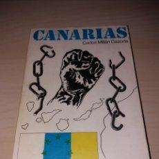 Libros de segunda mano: CANARIAS - M.P.A.I.A.C. - CARLOS MILLÁN CAZORLA. Lote 115143835