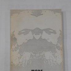 Libros de segunda mano: LA SOCIOLOGÍA MARXISTA. TOM BOTTOMORE. ALIANZA EDITORIAL Nº 625. TDK95. Lote 117501543