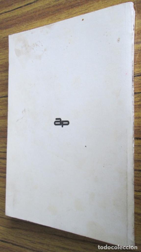 Libros de segunda mano: ALIANZA POPULAR - Manual normativa municipal -Temas estructurales y formativos - Madrid 1983 - Foto 2 - 117780483