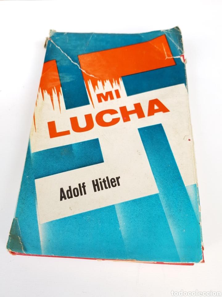 MI LUCHA - ADOLF HITLER - 1979 ED. EPOCA TIRADA 1000 EJEMPLARES (Libros de Segunda Mano - Pensamiento - Política)