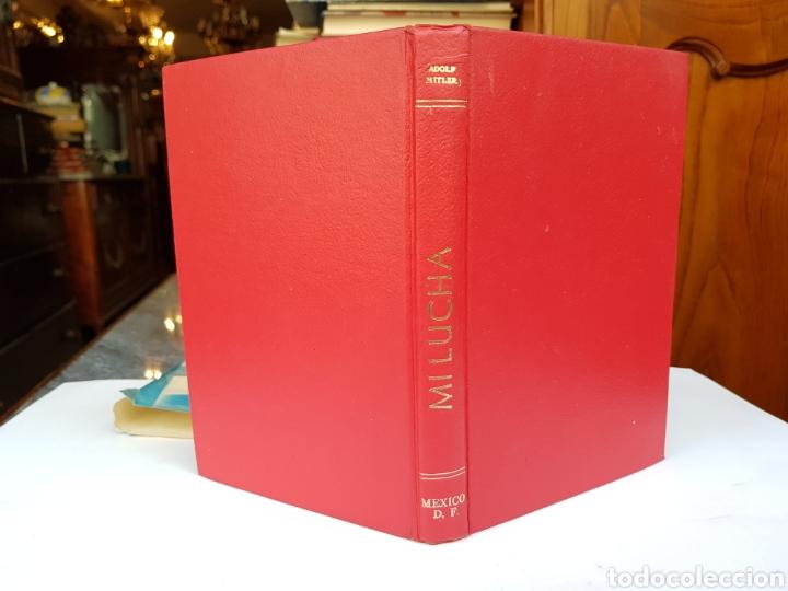 Libros de segunda mano: MI LUCHA - ADOLF HITLER - 1979 ED. EPOCA TIRADA 1000 EJEMPLARES - Foto 2 - 118547806