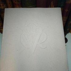 Libros de segunda mano: PROGRAMA OFICIAL DEL LOS ACTOS CONMEMORATIVOS DEL XXV ANIVERSARIO DE LA EXALTACIÓN A LA JEFATURA DEL. Lote 118980547