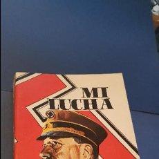 Gebrauchte Bücher - MEIN KAMPF - MI LUCHA - ADOLF HITLER (EDICION DE 1984) - 120463611
