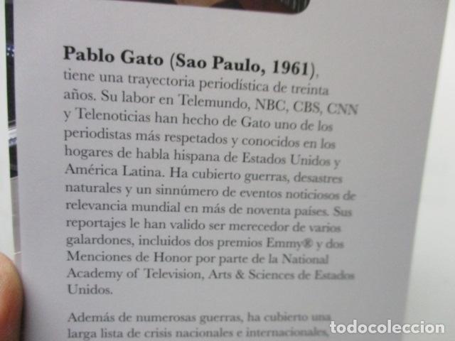 Libros de segunda mano: Unidad 120050. Objetivo: independencia de Pablo Gato - COMO NUEVO - Foto 2 - 206954890
