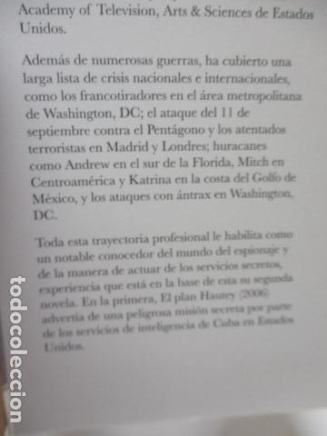 Libros de segunda mano: Unidad 120050. Objetivo: independencia de Pablo Gato - COMO NUEVO - Foto 3 - 206954890