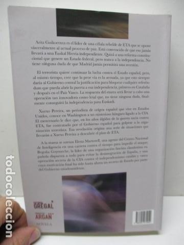 Libros de segunda mano: Unidad 120050. Objetivo: independencia de Pablo Gato - COMO NUEVO - Foto 6 - 206954890