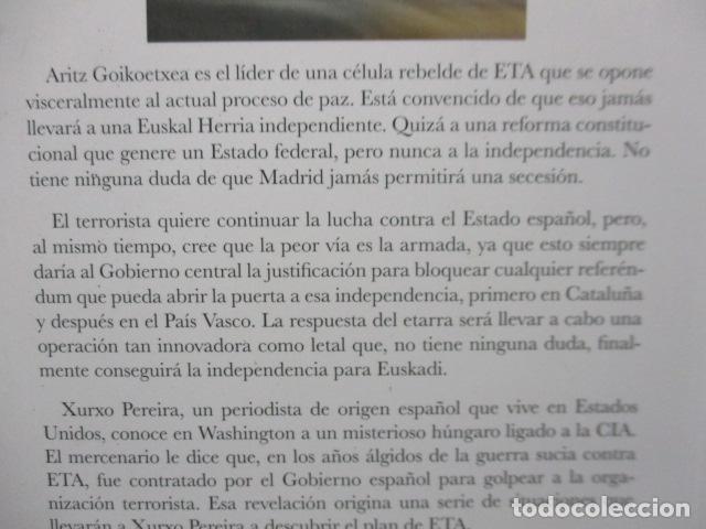 Libros de segunda mano: Unidad 120050. Objetivo: independencia de Pablo Gato - COMO NUEVO - Foto 7 - 206954890