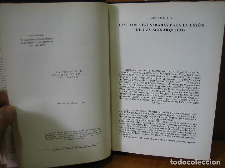 Libros de segunda mano: 1. Historia de la Segunda Republica Española 1968 - Foto 3 - 121902175