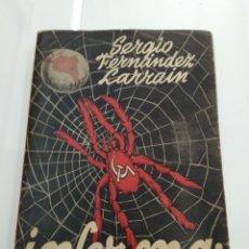 Libros de segunda mano: INFORME SOBRE EL COMUNISMO SERGIO FERNANDEZ LARRAIN VERSION TAQUIGRAFICA 1954 FIRMADO AUTOR. Lote 122949560