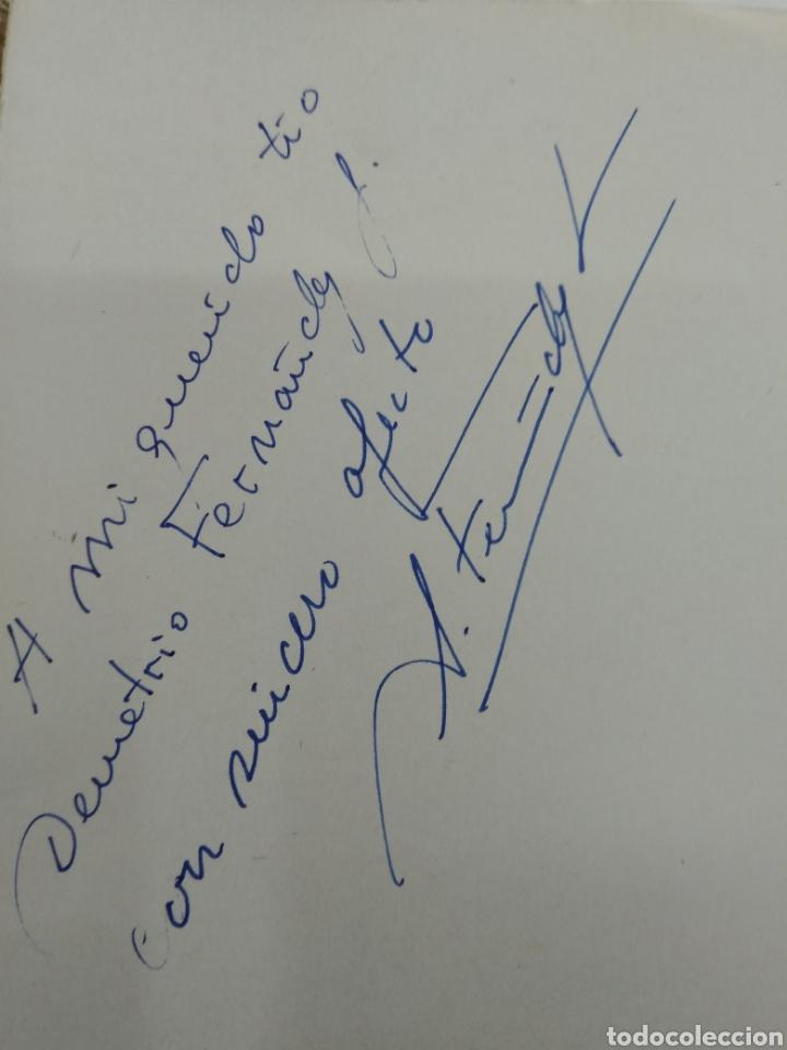 Libros de segunda mano: INFORME SOBRE EL COMUNISMO SERGIO FERNANDEZ LARRAIN VERSION TAQUIGRAFICA 1954 Firmado autor - Foto 3 - 122949560