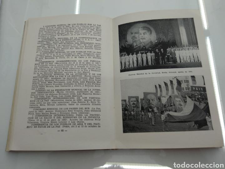 Libros de segunda mano: INFORME SOBRE EL COMUNISMO SERGIO FERNANDEZ LARRAIN VERSION TAQUIGRAFICA 1954 Firmado autor - Foto 7 - 122949560