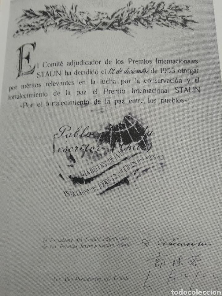 Libros de segunda mano: INFORME SOBRE EL COMUNISMO SERGIO FERNANDEZ LARRAIN VERSION TAQUIGRAFICA 1954 Firmado autor - Foto 8 - 122949560