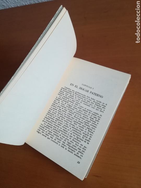 Libros de segunda mano: Mi lucha Hitler Facsímil 1era edición editada en castellano por el Partido Nazi - Mein Kampf - Foto 17 - 124425454