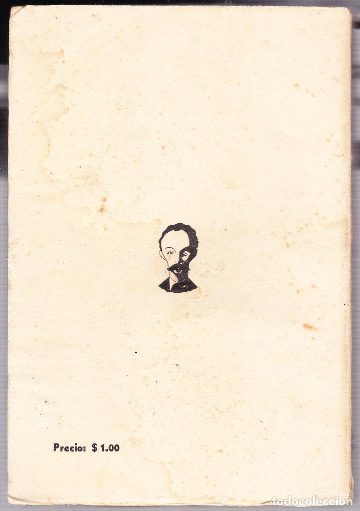 Libros de segunda mano: CUBA - HOMBRES 2 - OBRAS COMPLETAS DE JOSE MARTI - ED. TROPICO 1938 LA HABANA - Foto 6 - 125131995