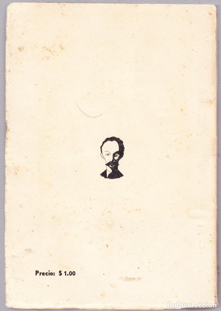 Libros de segunda mano: CUBA - HOMBRES 1 - OBRAS COMPLETAS DE JOSE MARTI - ED. TROPICO 1938 LA HABANA - Foto 2 - 125132167