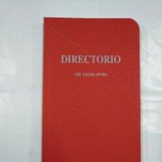 Libros de segunda mano: DIRECTORIO VIII LEGISLATURA. CONGRESO DE LOS DIPUTADOS 2004. TDK18. Lote 127108819