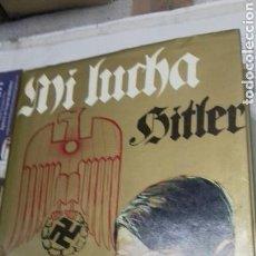 Gebrauchte Bücher - Mi lucha.Hitler.petronio 1974 - 127240604