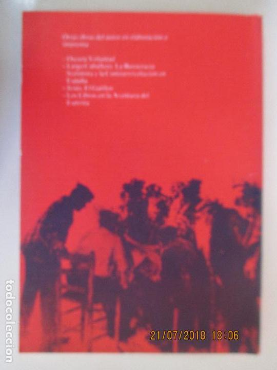 Libros de segunda mano: FERNANDO DE PUELLES. FERMIN SALVOCHEA REPÚBLICA Y ANARQUISMO. 1984. - Foto 2 - 128721691