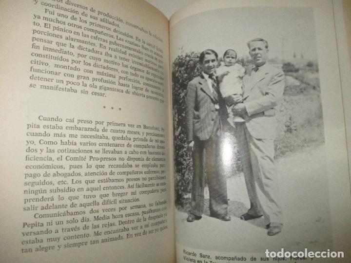 Libros de segunda mano: EL SINDICALISMO ESPAÑOL ANTES DE LA GUERRA CIVIL. LOS HIJOS DEL TRABAJO. - SANZ, Ricardo. 1976. - Foto 4 - 123245843