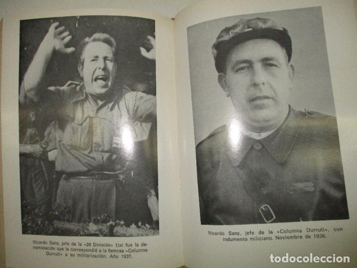 Libros de segunda mano: EL SINDICALISMO ESPAÑOL ANTES DE LA GUERRA CIVIL. LOS HIJOS DEL TRABAJO. - SANZ, Ricardo. 1976. - Foto 6 - 123245843