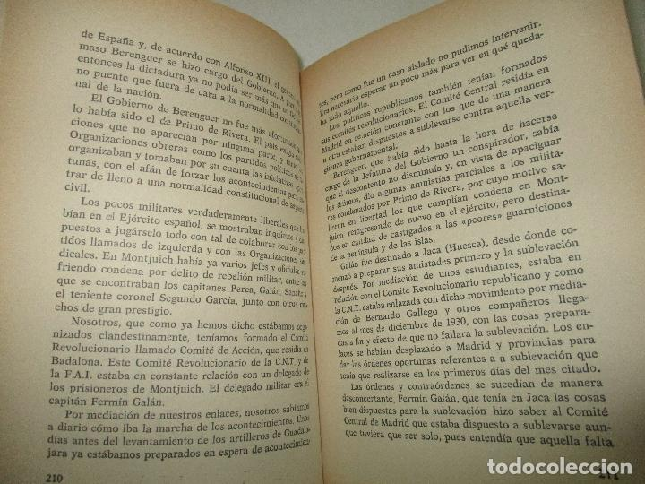 Libros de segunda mano: EL SINDICALISMO ESPAÑOL ANTES DE LA GUERRA CIVIL. LOS HIJOS DEL TRABAJO. - SANZ, Ricardo. 1976. - Foto 7 - 123245843