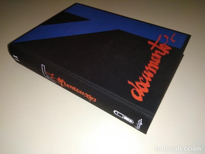 DOCUMENTOS Y VOLUMEN 11 HORDAGO S.A. DOCUMENTOS ETA AÑO 1971 SEXTA ASAMBLEA CELULAS ROJAS PAIS VASCO (Libros de Segunda Mano - Pensamiento - Política)