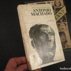 Libros de segunda mano: ANTONIO MACHADO / JOSÉ MARÍA VALVERDE . SIGLO XXI 1973 * ENSAYO *. Lote 132933690