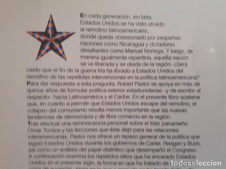 Libros de segunda mano: El remolino, politica exterior de USA en America latina. Robert Pastor. Ed. Siglo XXI - Foto 2 - 134062750
